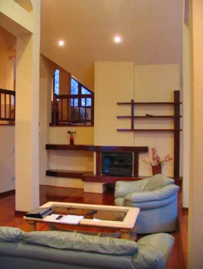 Neues Wohnraum Design für die bestehenden Räumlichkeiten
