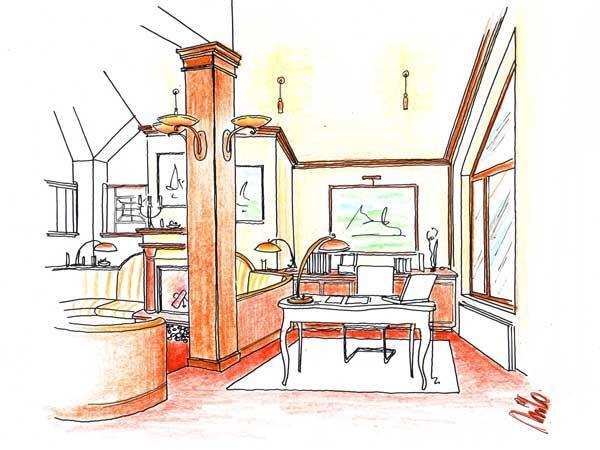 Innenarchitektur Und Interior Design Von Milo