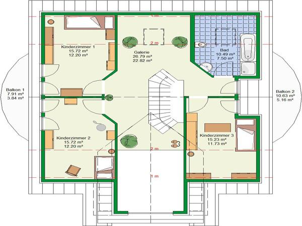 A Prefabricated Building   The Floor Plan For Your Own Dream Home