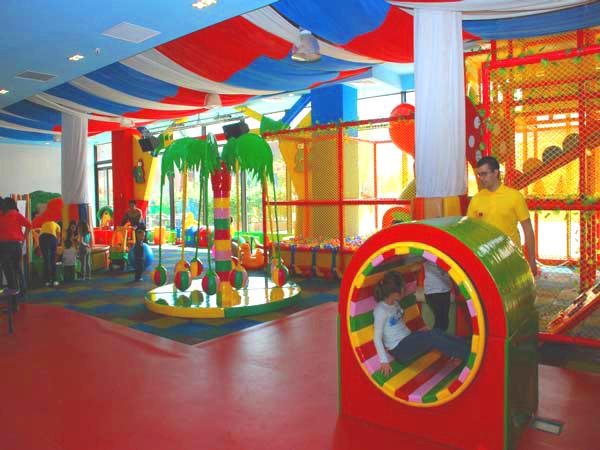 fun and games indoor children playground design and planning for