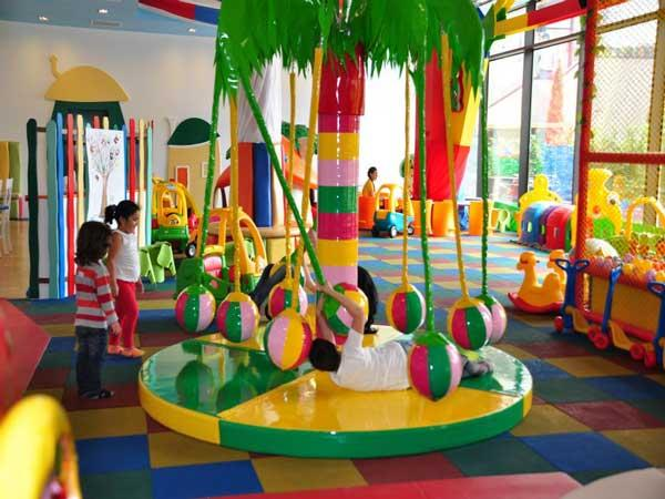 Fun And Games Indoor Children Playground Design And