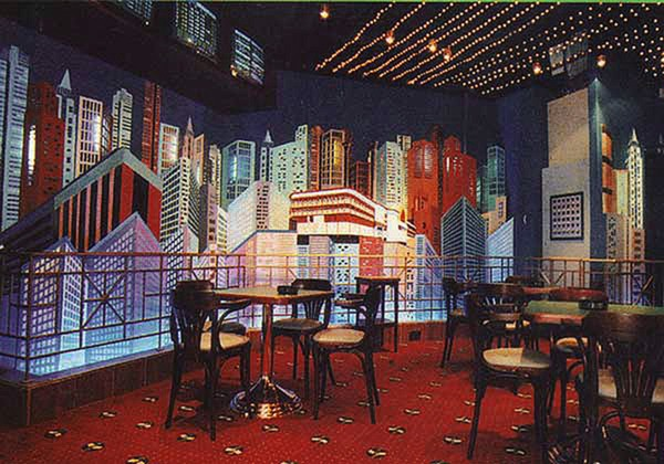 Casino Ausstattung