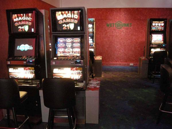Slot Machine Ausstattung